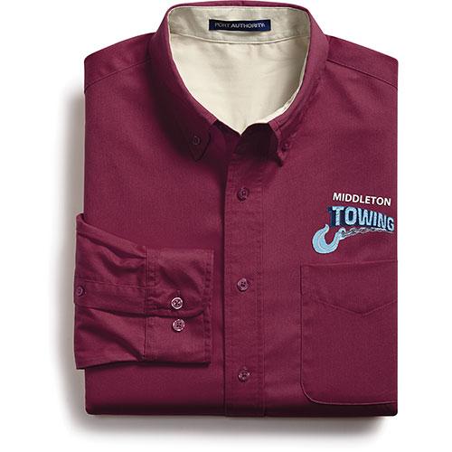 P/A Shirt LS Easy Care