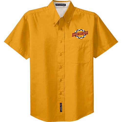 P/A Shirt SS Easy Care