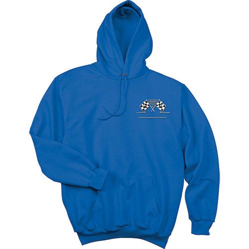 P/C Sweat Fleece Hooded Pullover