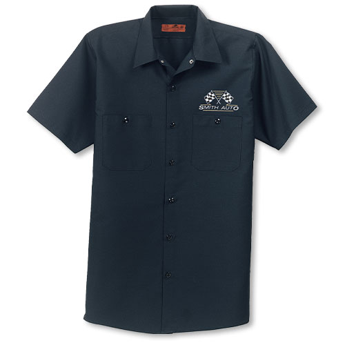 RedKap Work Shirt SS Industrial
