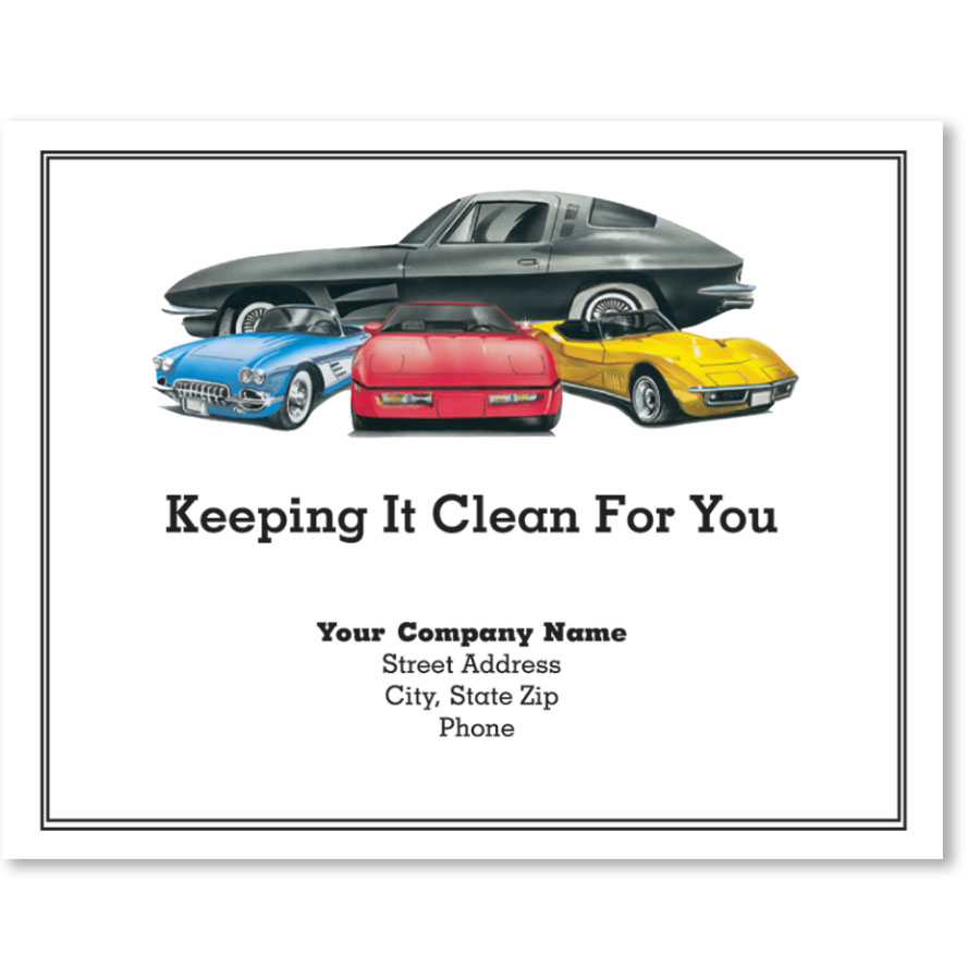 Personalized Full-Color Paper Floor Mats - Keeping It Clean