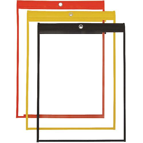Repair Order Holder Plastic Vertical