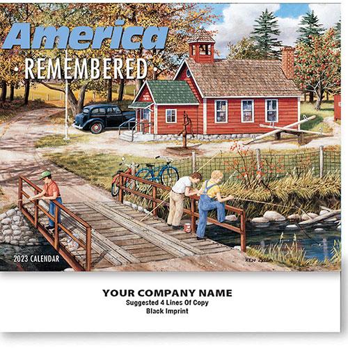 Full-Color Calendars - America Remembers