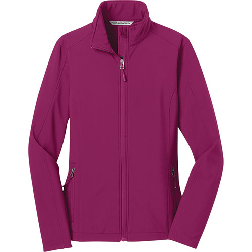 P/A Core Soft Shell Jacket Ladies