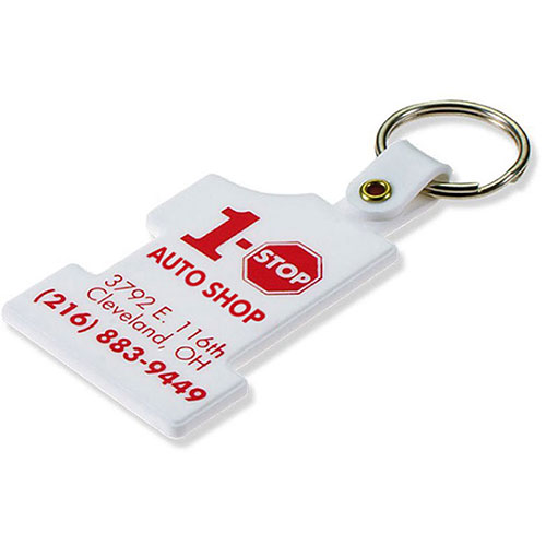 Number One Key Ring