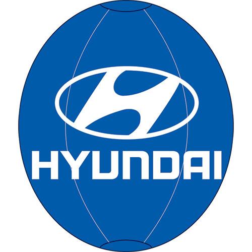 Hyundai Reusable Balloon