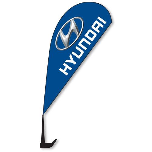 Hyundai - Clip-On Message Fans
