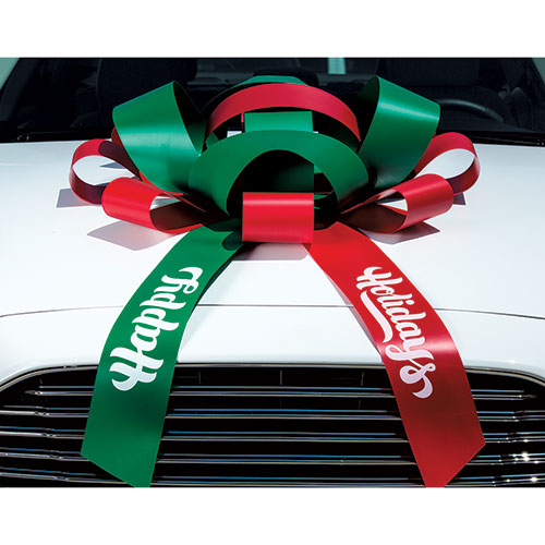 Giant 30-inch Magnetic Message Bow