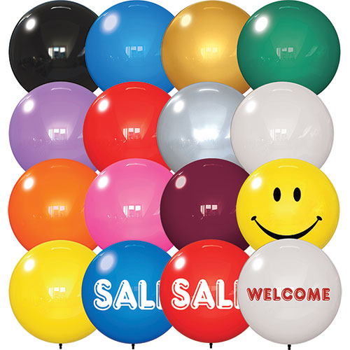 Premium Reusable Balloons