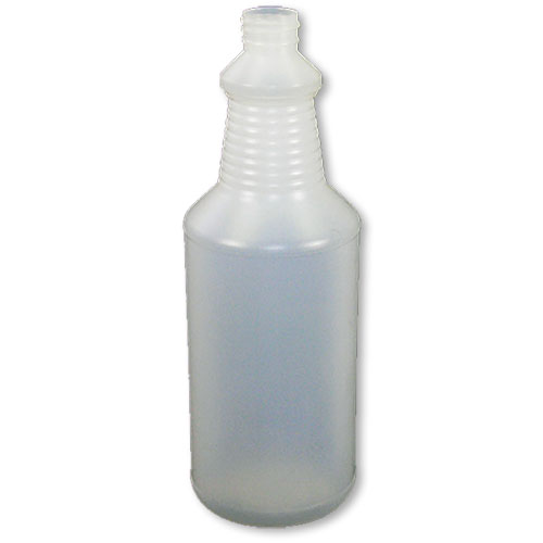 32 oz. Plastic Cleaning Solution Bottle