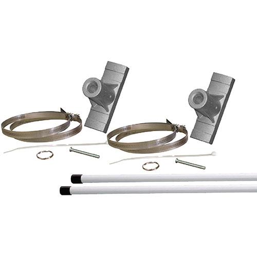Single Pole Banner Bracket Kit