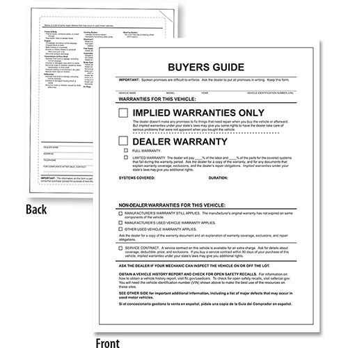 Implied Outside Buyers Guide