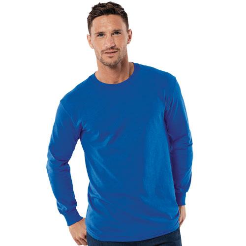 Port & Co USA T-Shirt LS
