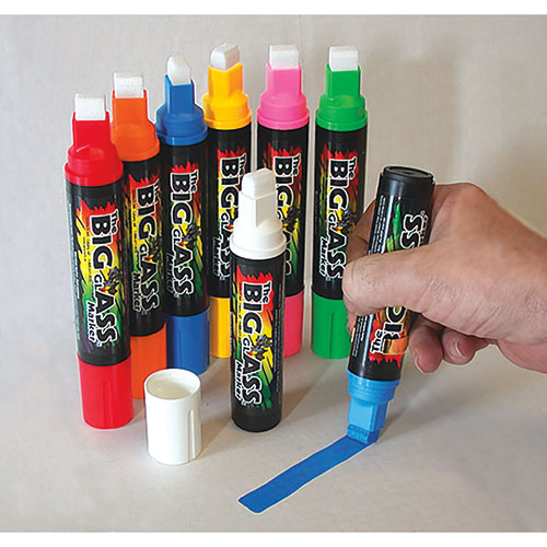 Big Glass Marker Kit