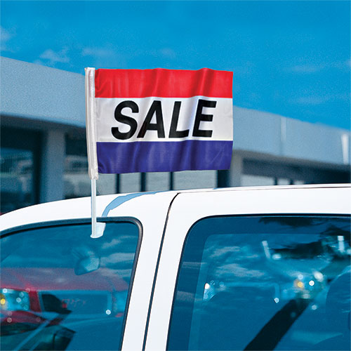 Sale Economy Clip-On Flag Kit