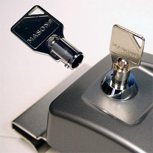 Mason Lock Box Key Car Key Lock Box Auto Dealer Supplies