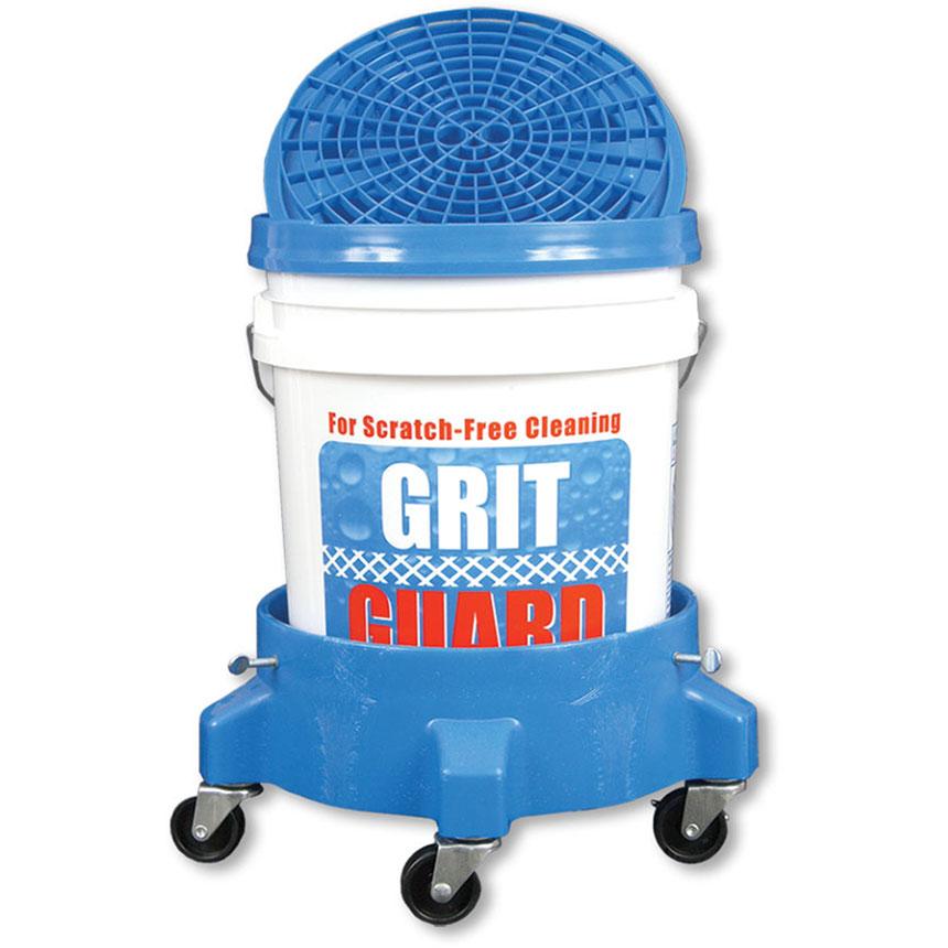 Grit Guard Washing System