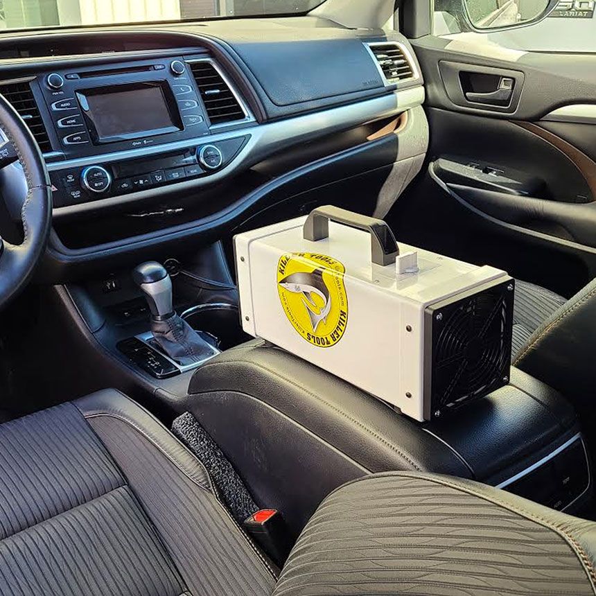 Killer Tools Portable Ozone Generator