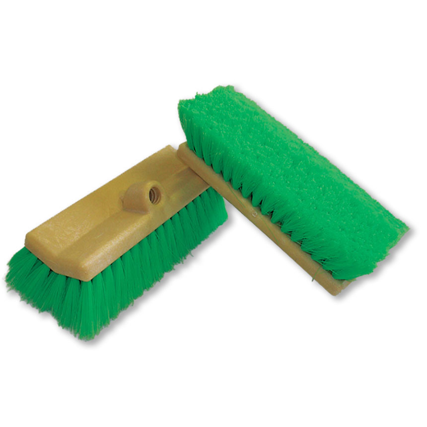 """10"""" Chemical-Resistant Truck Exterior Cleaning Brush"""