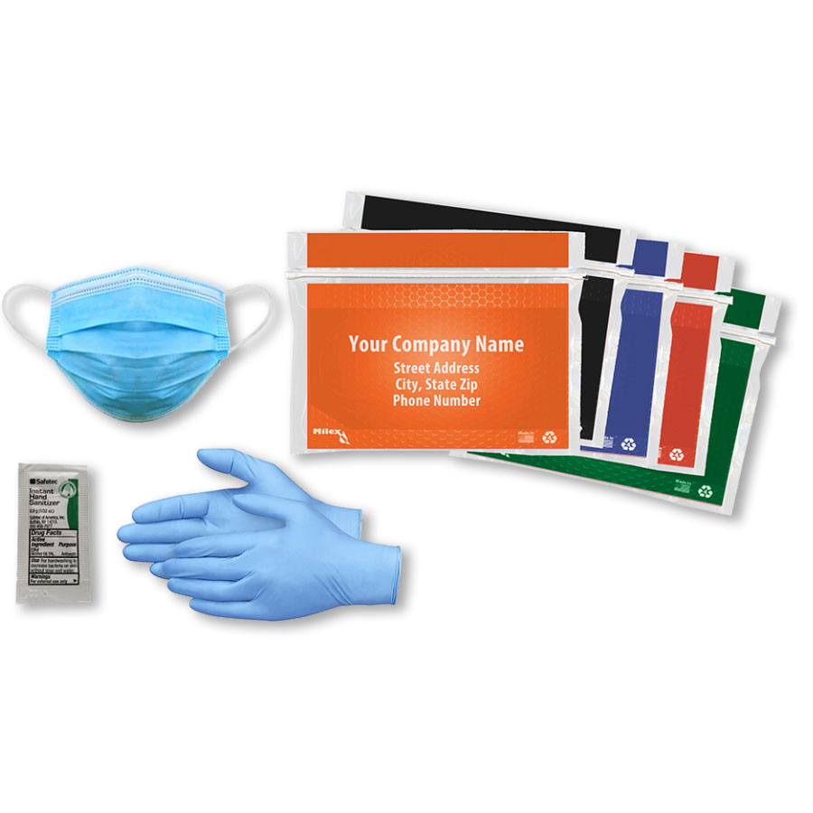 Customized Personal PPE Kit