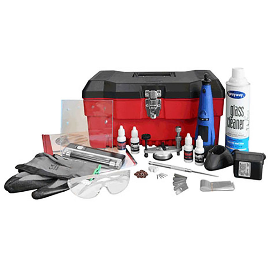 Equalizer® Deluxe Windshield Repair System KWR1491