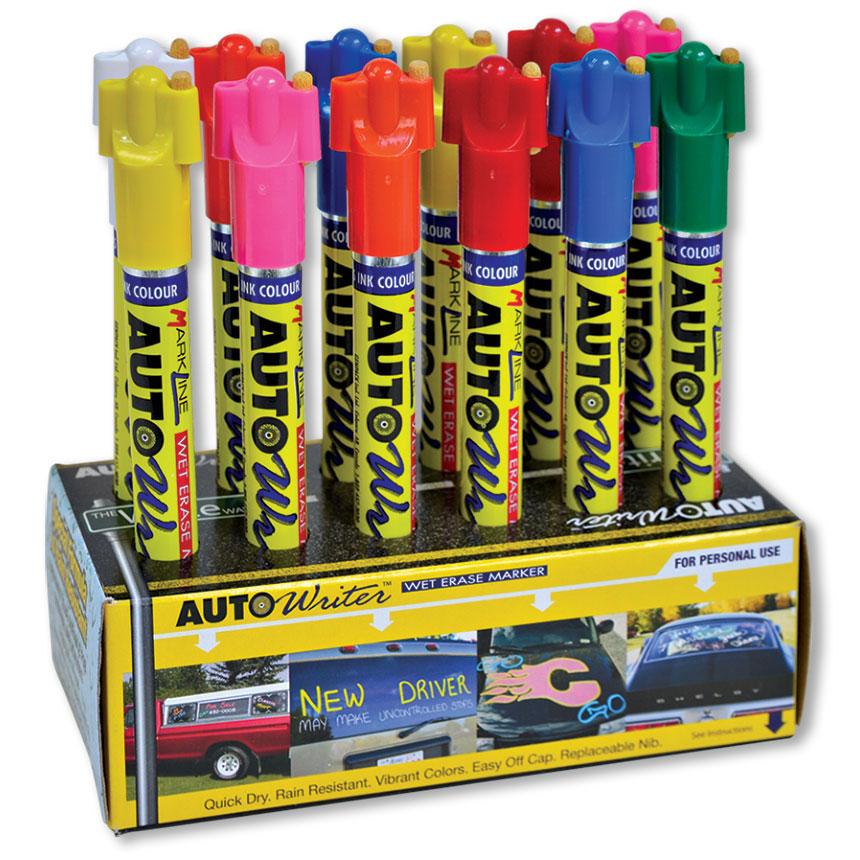 Autowriter Marker Kit