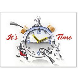 Automotive Postcard Response - It's Time