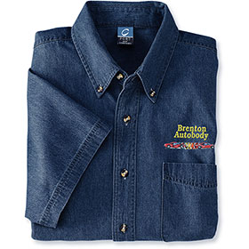 P/C Shirt SS Denim