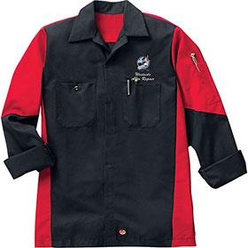 RedKap Work Shirt LS Ripstop Crew