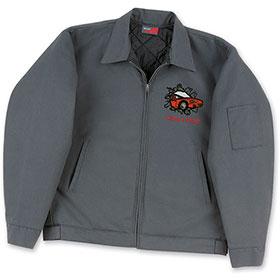 RedKap Work Jacket w/Slash Pockets