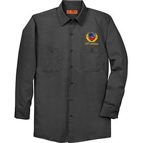 RedKap Work Shirt LS Industrial