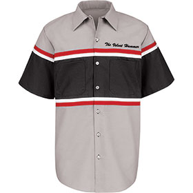 RedKap Work Shirt SS Technician