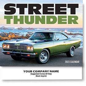 Full-Color Calendars - Street Thunder