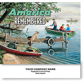 Full-Color Calendars - America Remembers