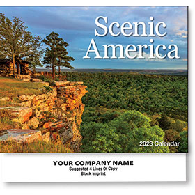 Full-Color Calendars - Scenic America