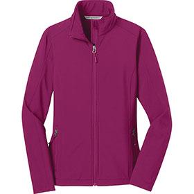 P/A Core Soft Shell Jacket Ladies