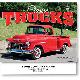 Full-Color Calendars - Classic Trucks