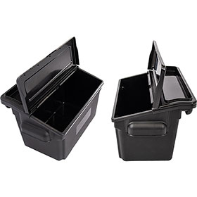 Outrigger Detail Cart Bins/2 pack