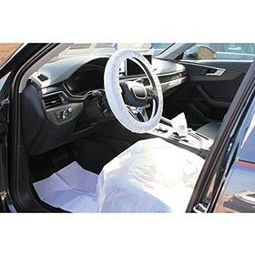 5-Piece Single Use Interior Protection Kit