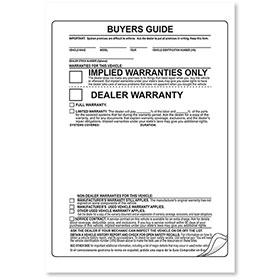 3 Part Complete Seal Implied Buyers Guide