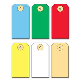 Blank Cardboard Key Tags