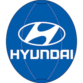 Hyundai Reusable Balloon