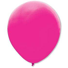 Pink 17 inch Premium Outdoor Balloons