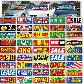 Auto Dealer Supplies Amp Dealership Advertising Sid Savage