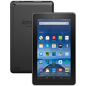 Kindle Fire 7 Tablet with Alexa