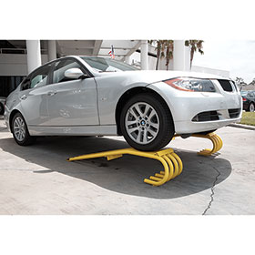 Portable Car Display Ramps