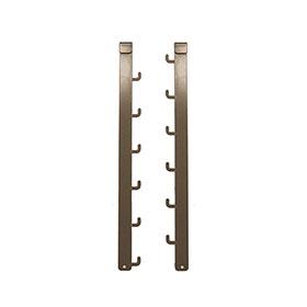 Side Key Hooks for Repair Order Rack