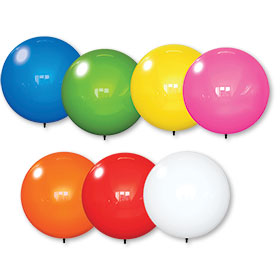 "Solid Balloons (36"")  - Package of 10"
