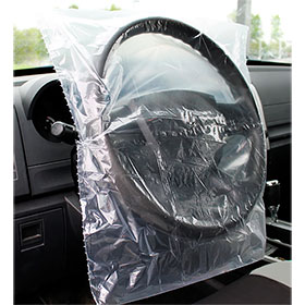 Slip-N-Grip® Steering Wheel Cover (500)