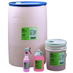 3M Car Wash Soap Concentrate, 55 gallons - 38079
